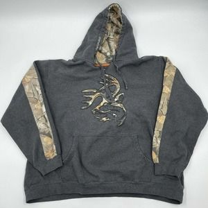 Legendary Whitetails 3XL Camo Outfitter Hoodie